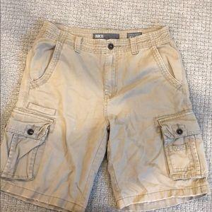 BKE cargo shorts size 32 waist